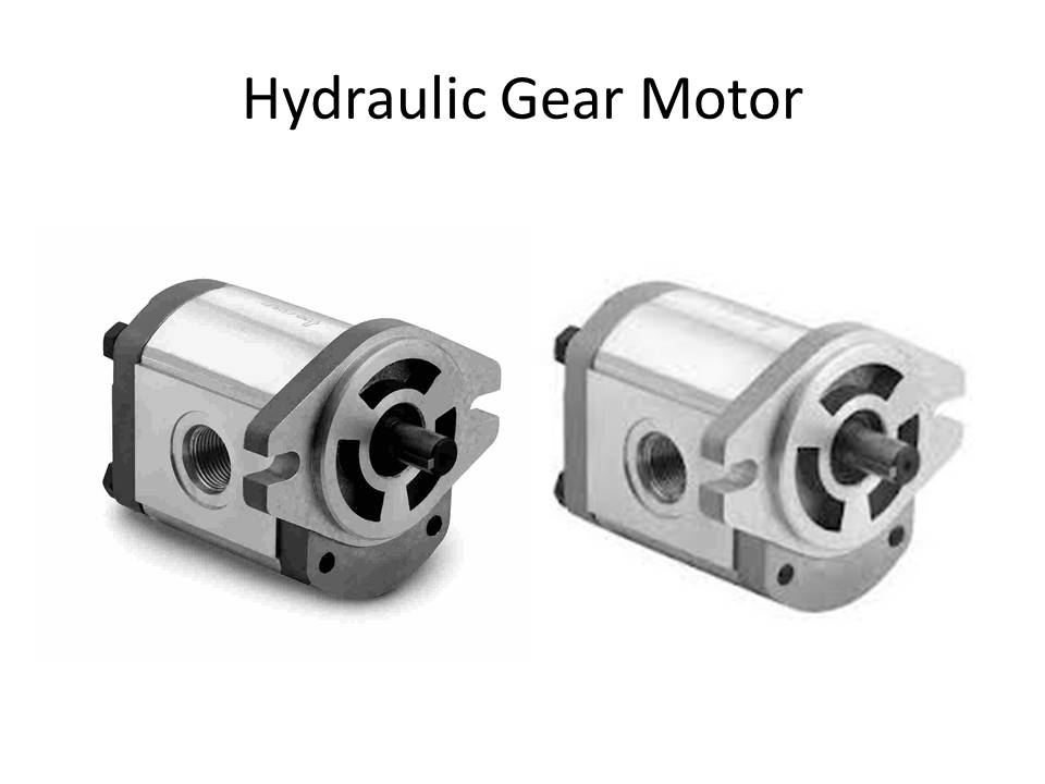 Orbit hydraulic system different types of hydraulic for Hydraulic motor low rpm