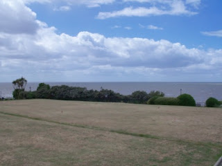Putting course at the Victorian Pavilion, North Promenade in Hunstanton, Norfolk
