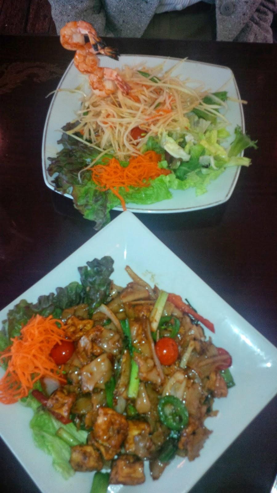 Northern virginia restaurant blog bangkok bistro at for Arlington thai cuisine