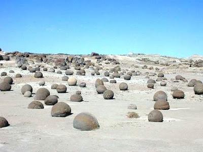 El Valle de la Luna o Parque provincial de Ischigualasto