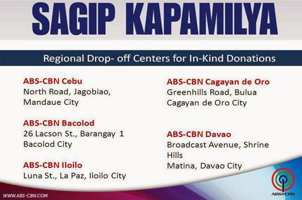 CebuOnlineTV-Yolanda-Donations-ABS-CBN-Sagip-Kapamilya