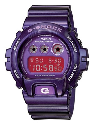 Casio GShock DW6900CC6 Watches    User    Manual   Free Service