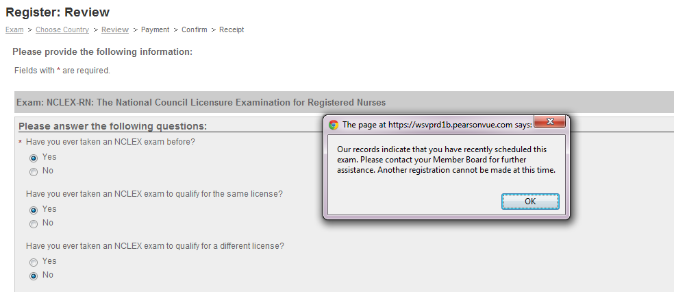 Word Lust The Pearson Vue Trick For Nclex