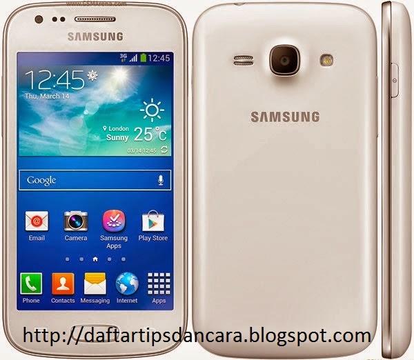 Tips Android Terbaru - Samsung Galaxy Ace 3