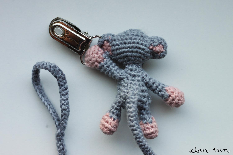 Amigurumi Oyuncak Yapimi Anlatimli : eilen tein: apina