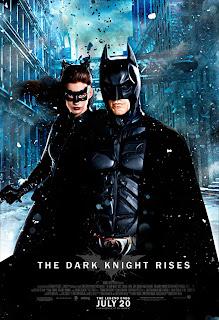 Poster de Batman - O Cavaleiro das Trevas Ressurge