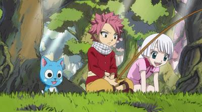 fairy tail japanese anime