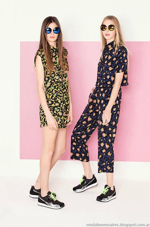 Complot primavera verano 2015. Ropa de moda primavera verano 2015.