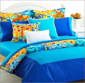 almofadas decorativas cama