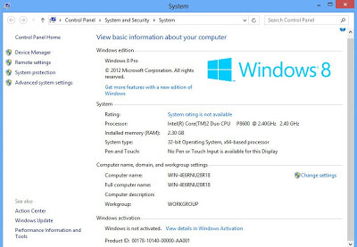 windows 8 product key  for 84 bit