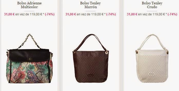 Encuentra muchos más bolsos de Sisley en el interior de la oferta