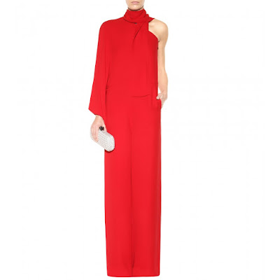 Valentino red jumpsuit