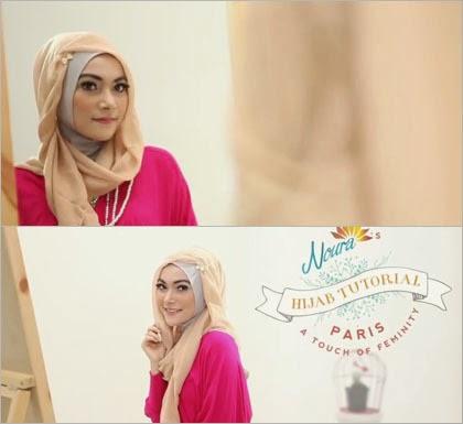 Tampil Cantik dan Feminin Terapkan Style Hijab Ini
