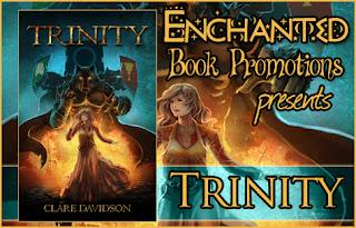 Trinity by Clare Davidson