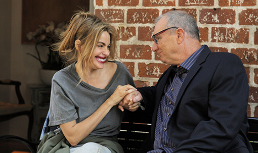Gloria y Jay en el 6x01 de Modern Family