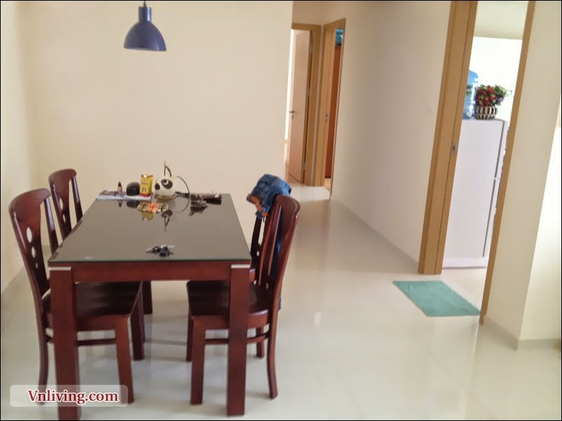 The Vista An Phu apartment for rent 2 bedrooms nice view