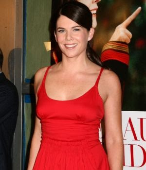 Lauren Graham vestido fashion