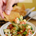 To Crave ~ Las Delicias Guacamole and Chips
