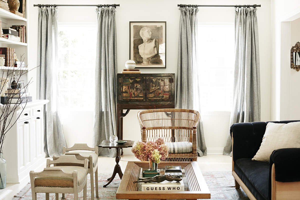 Interior Design At Home With Katherine Power Fashion Editor