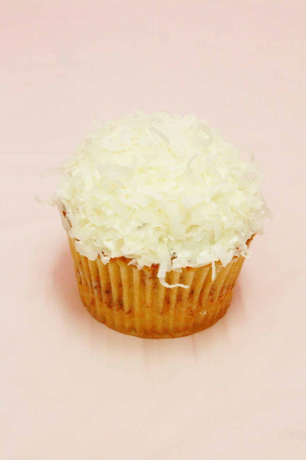 ... Coconut+Cake+with+Buttercream+Frosting+and+piled+high+with+Shredded