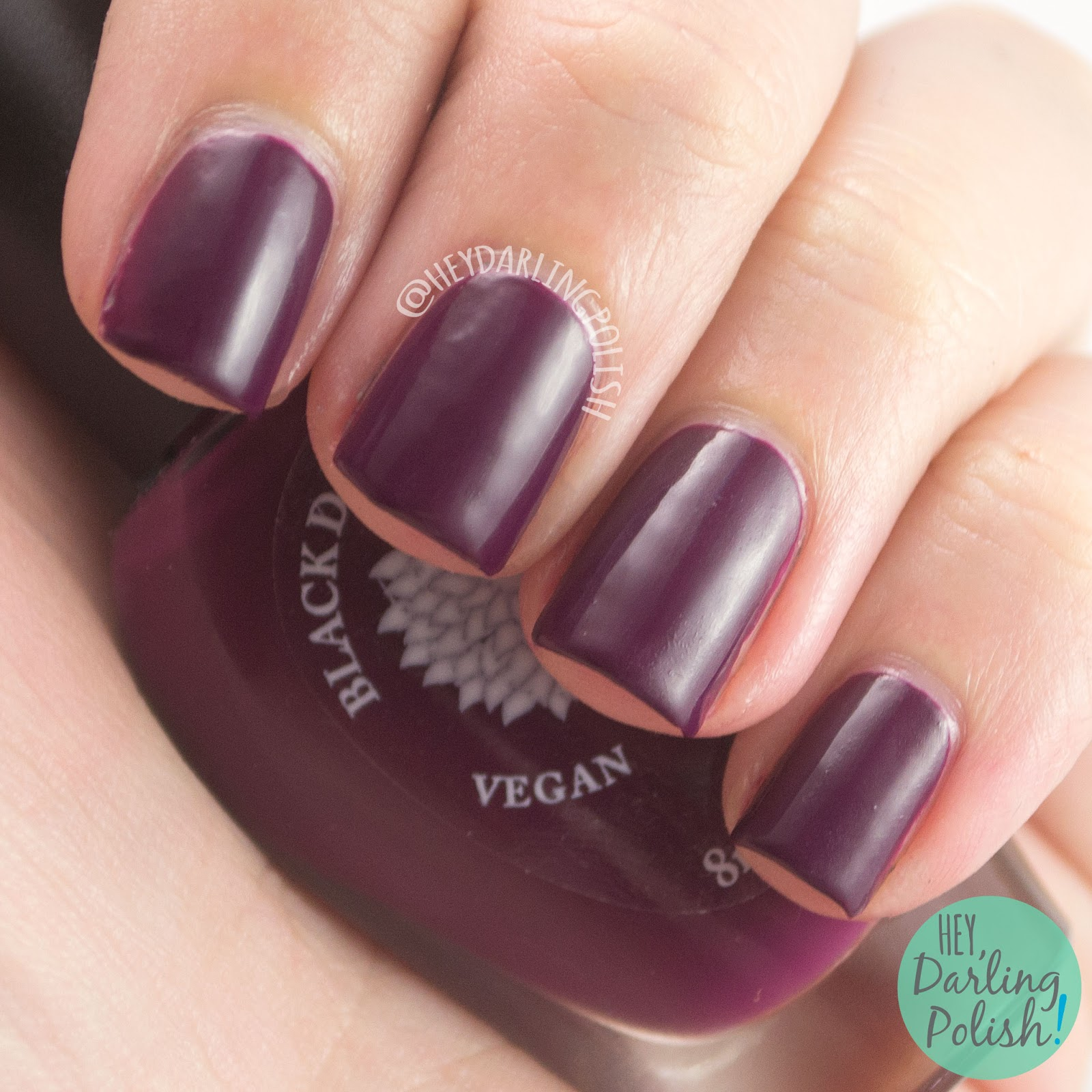 blood roses, wine berry, oxblood, creme, nails, nail polish, indie polish, indie nail polish, hey darling polish, black dahlia lacquer,