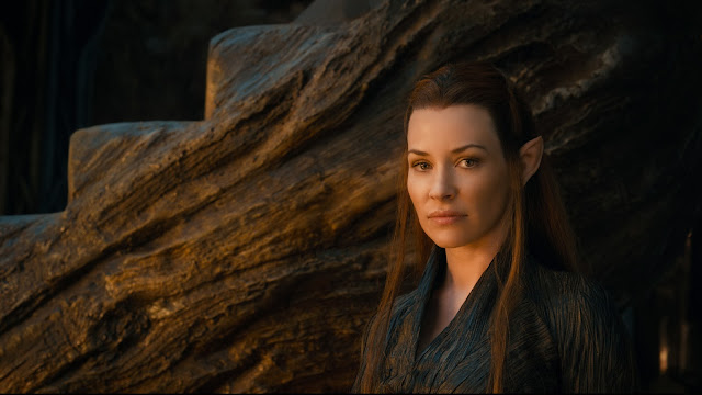 Tauriel in The Hobbit 2: The Desolation of Smaug movie still image picture photo