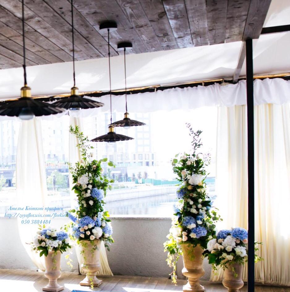 Выездная церемония и свадьба в Ривьере