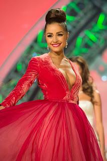 Olivia Culpo Evening Gown