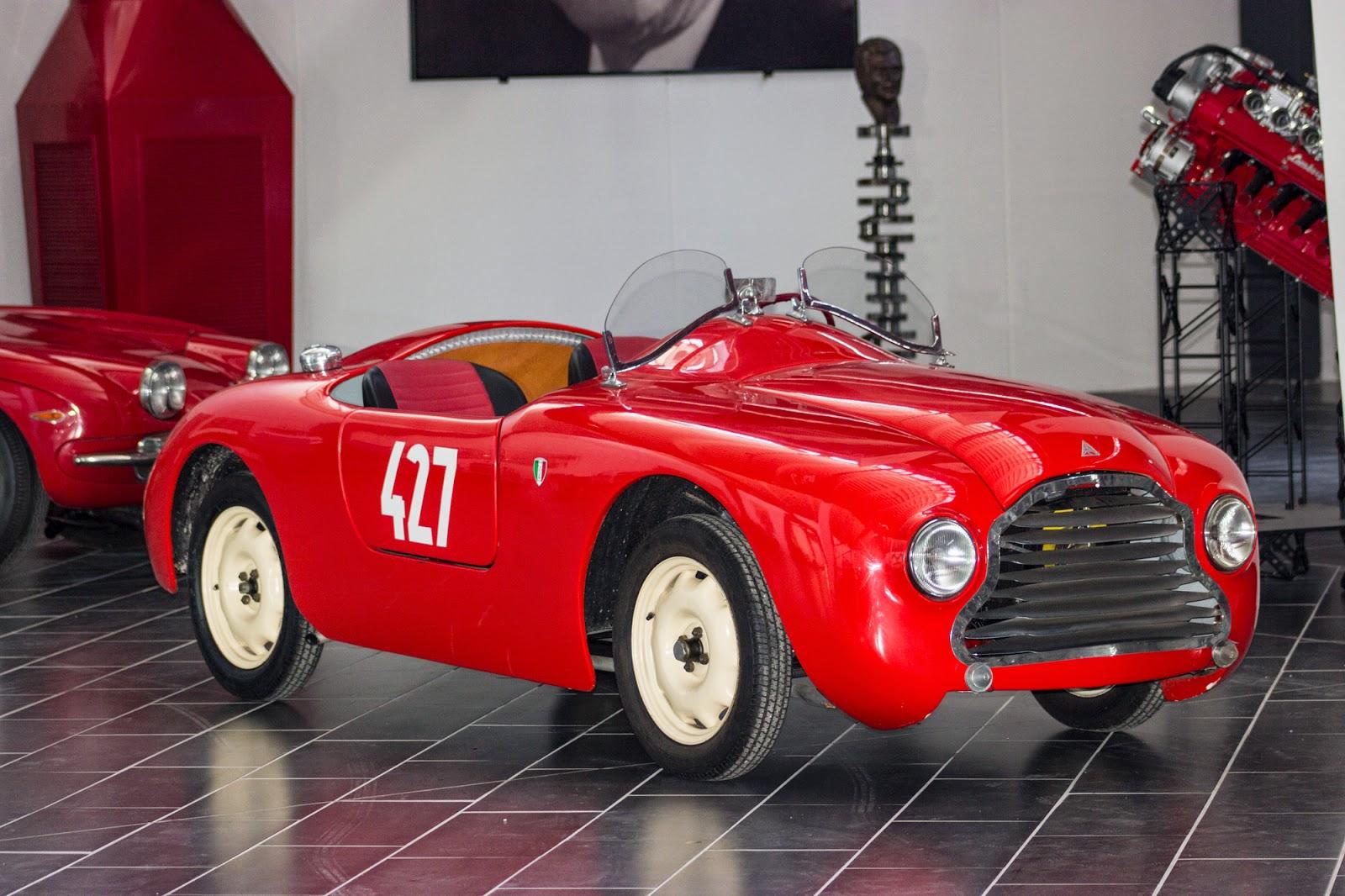 Elicottero Lamborghini : She motori museo ferruccio lamborghini quando la storia