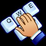 tombol shortcut google+