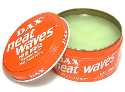 Dax Neat Waves Pomade Orange - Hair Products Online