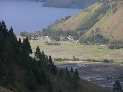The beauty of the Village Bakkara