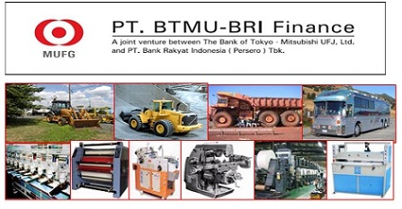 Lowongan Kerja PT BTMU-BRI Finance  LoKer PNS