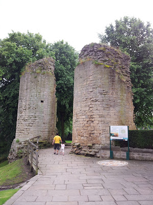 Knaresborough Castle, Yorkshire attraction