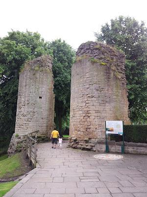 Knaresborough Castle, Yorkshire attraction