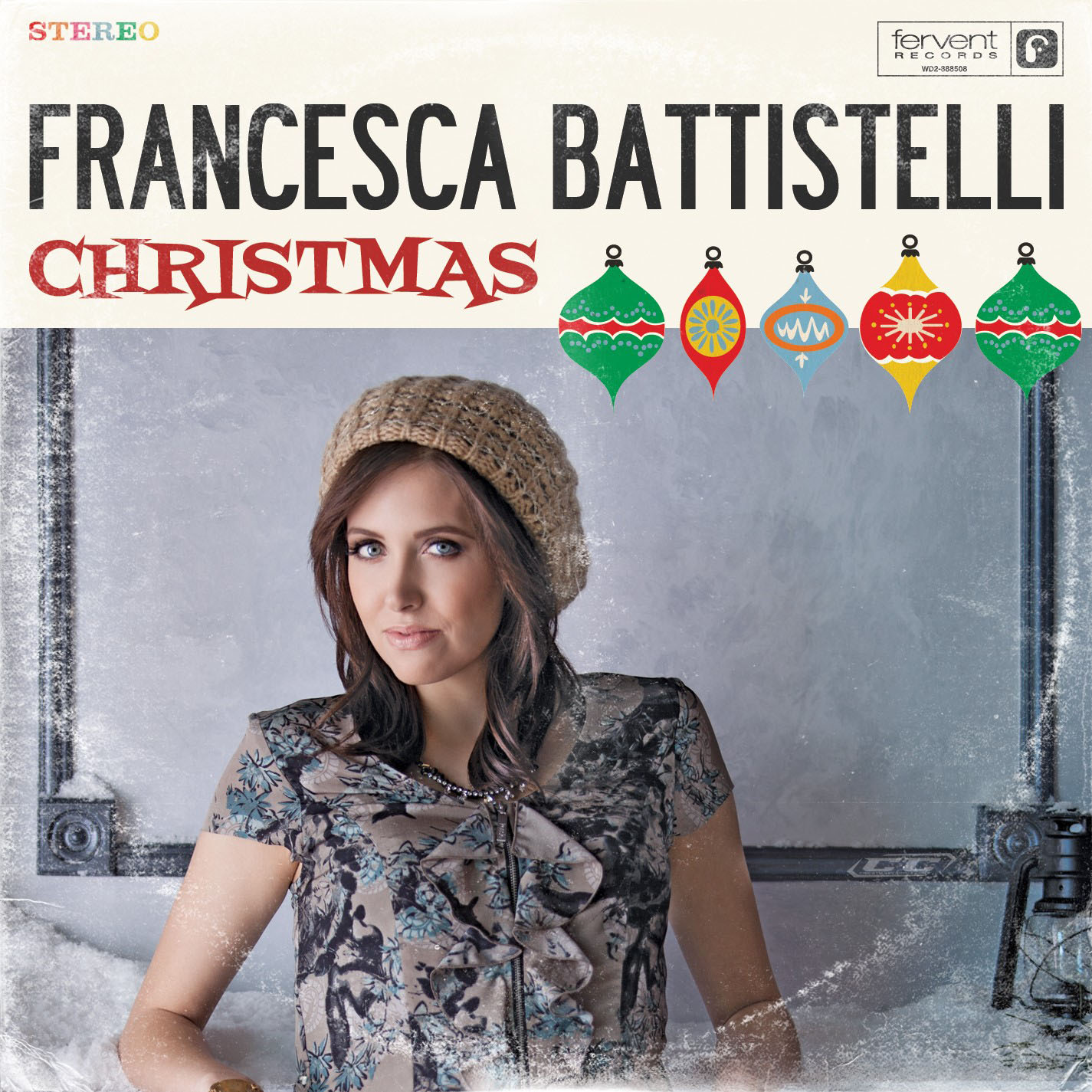 Francesca Battistelli - Christmas 2012 English Christian Christmas Album