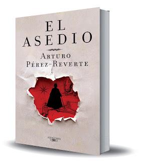 El Asedio. Arturo Pérez-Reverte