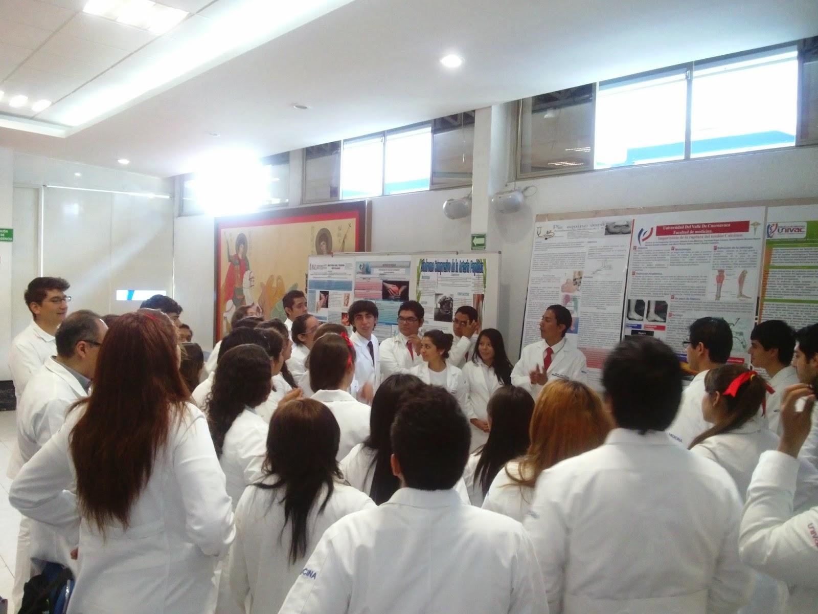 EXPOSICIÓN Y PRESENTACION DE CARTELES DEL CURSO DE ANATOMIA VIRTUAL ...
