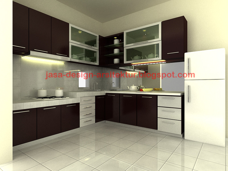 New home design 2011 modern kitchen set design for Full set kitchen