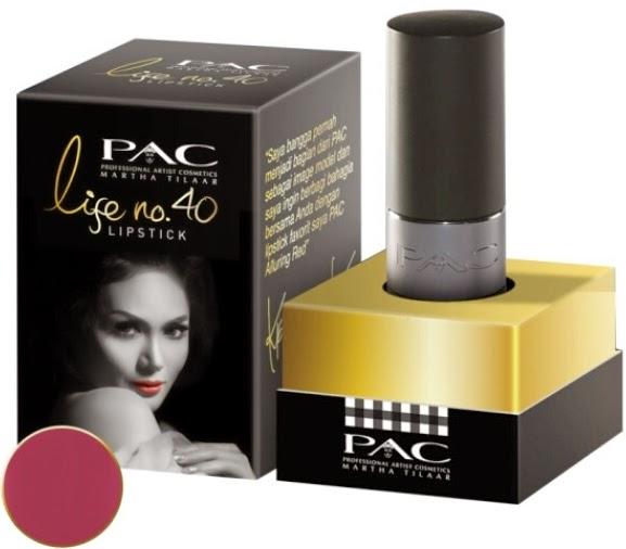 Harga Lipstik PAC KD Life No.40, Lipstiknya Krisdayanti