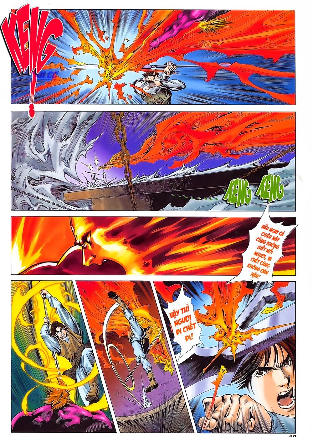Lục Đạo Thiên Thư chap 31 - Trang 10