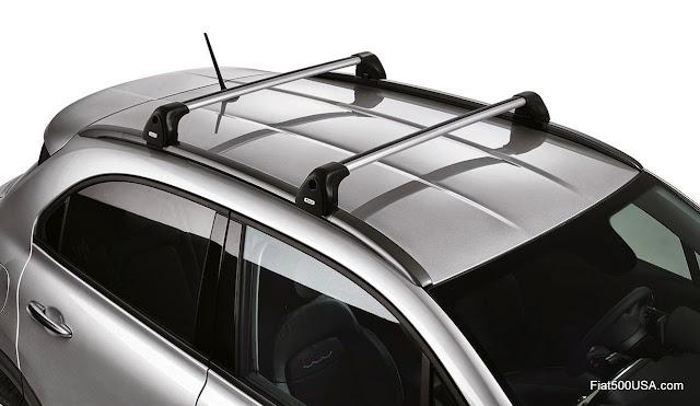 FIAT 500X RACKS/CARRIERS/CARGO