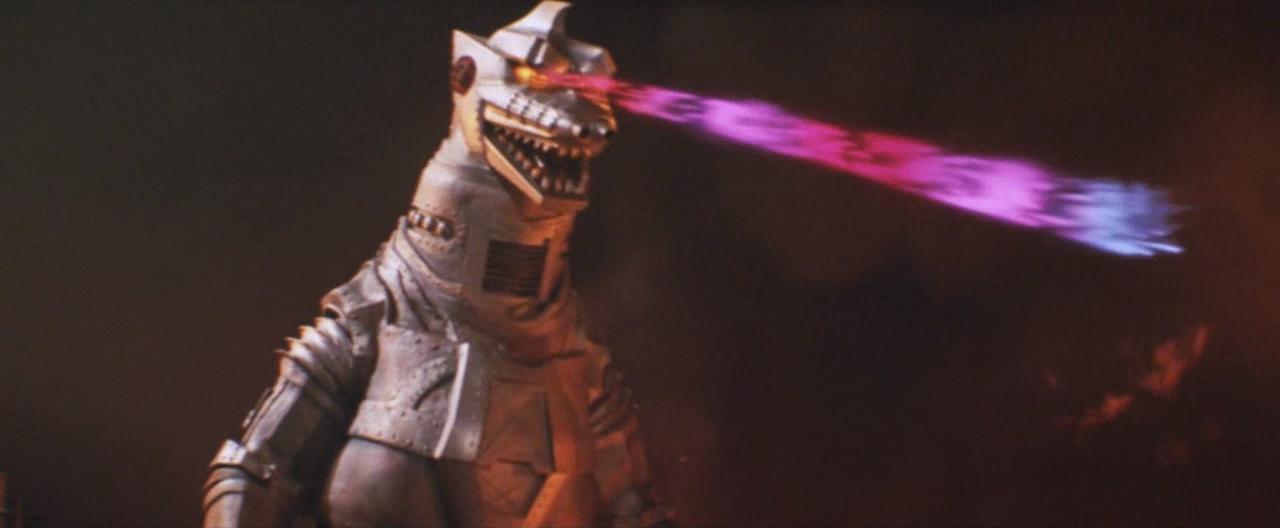 Godzilla vs. Mechagodzilla  1974 720p japonés