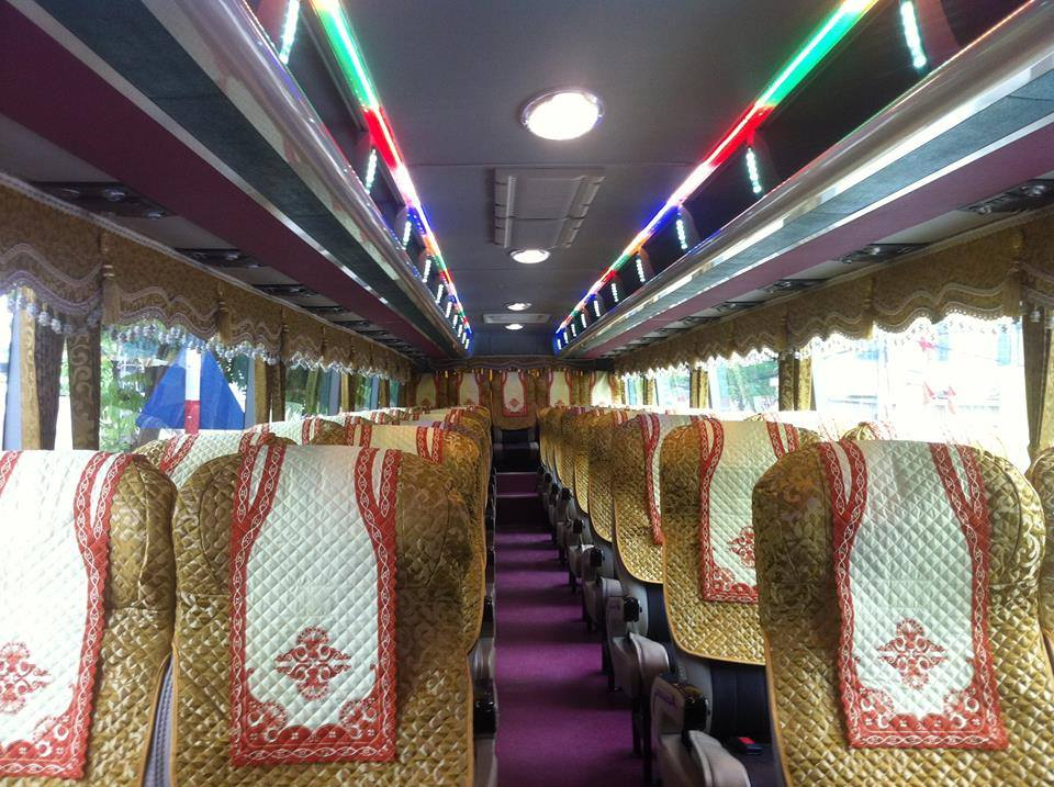 Sapa Inter Bus Line