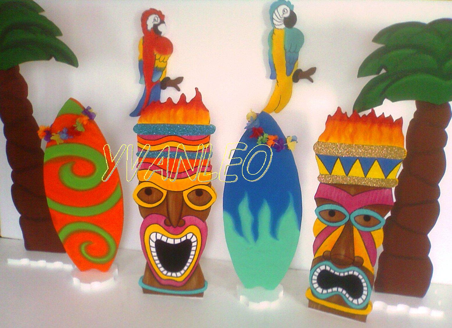 Decoracion Hawaiana En Globos ~ Related Pictures Famous Decoracion De Tortas Infantiles Ideas Para