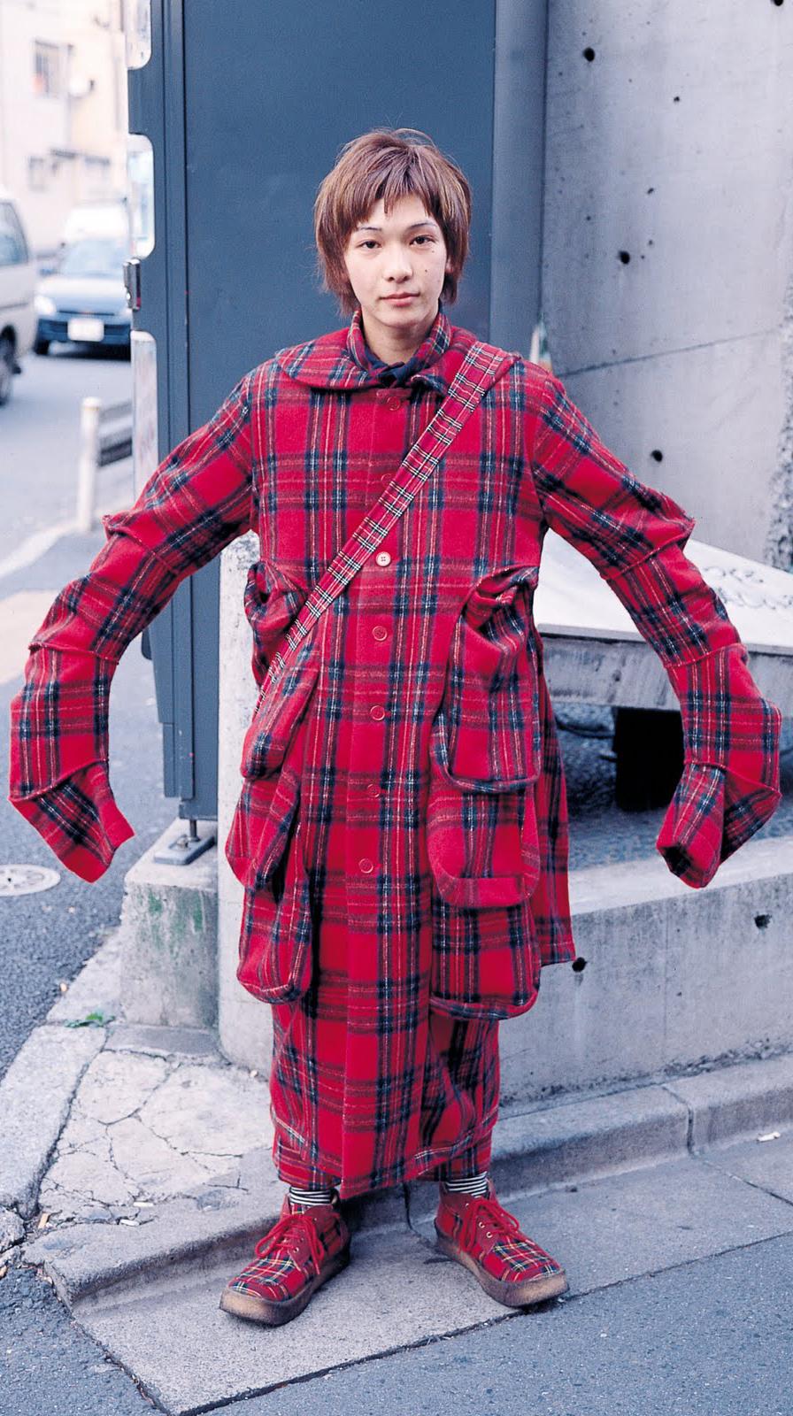 Lepetitrobert Harajuku Fashion Walk Japanese Street Style