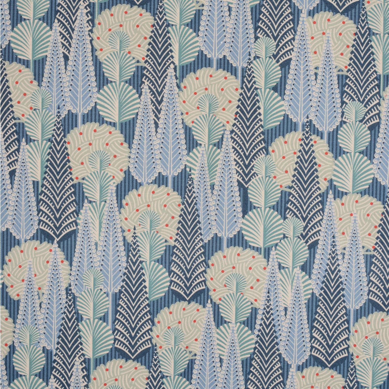 Heal's fabrics Trees by Cressida Bell