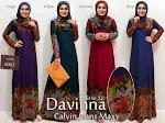 Gamis Davinna + Pashmina GC2109 HABIS