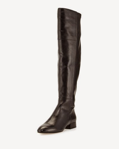 Saks Fifth Ave Joie Daymar leather over the knee boots