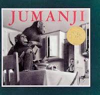 bookcover of JUMANJI